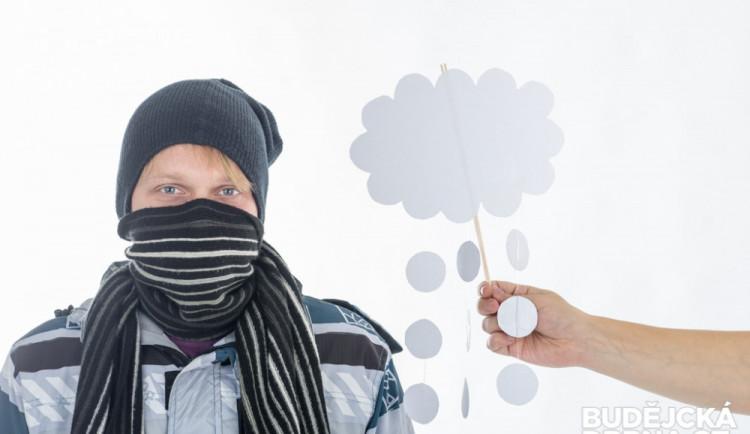 POČASÍ S ALEŠEM: Teplota nad nulou pouze na horách