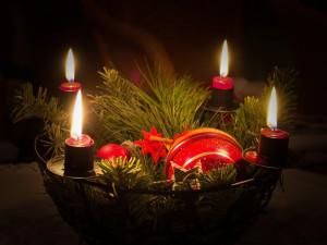 RADY HASIČŮ: Jak bezpečně oslavit Vánoce a příchod nového roku?