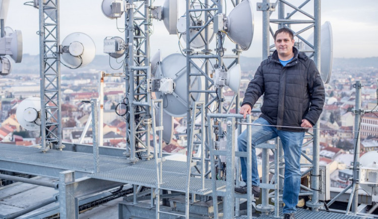 Tomáš Šimek ze společnosti Necoss: Pro poskytování internetu jsou dnes nejdůležitější lokální firmy