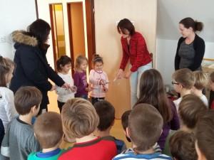 Vánoce přinesly Neznašovu rekonstruovanou školu