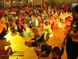 SOUTĚŽ: Dětský maškarní karneval rozdovádí Metropol