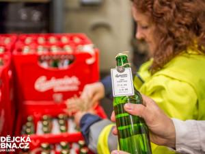 VIDEO: Budvar loni prodal 25 400 lahví Právě stočeného ležáku