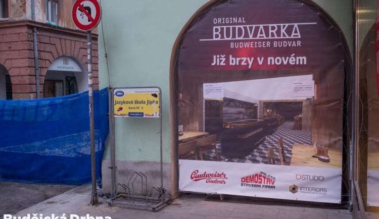 Budvar hledá nového ředitele, zatím rekonstruuje Budvarku