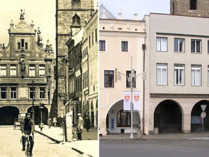 """DRBNA HISTORIČKA: V """"zápase"""" Broukárna versus záložna vedla Broukárna"""