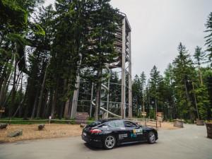 Elektromobily a hybridy budou na jihu Čech usilovat o body do mistrovství světa