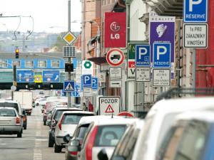 GLOSA: Doprava v Českých Budějovicích