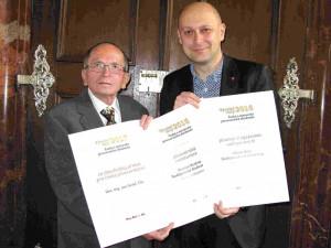 Výroční ceny České a moravské pivovarnické akademie putovaly do Budějovického Budvaru