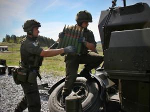 Boleticemi zněla střelba zkanónů rakouské armády