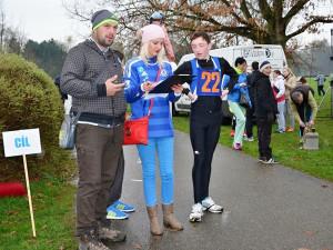 Přijďte si zaběhat a podpořte tak lidi s autismem. Modrý běh nabídne tři okruhy