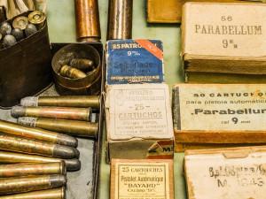 DRBNA VĚDÁTORKA: Sejde z očí, sejde z mysli. Kam po válce zmizela nevyužitá munice?
