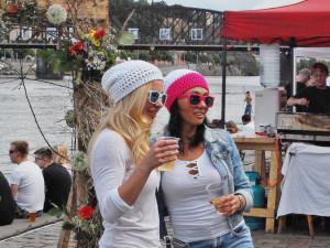 SOUTĚŽ: Cidery zaplaví náplavku na Smíchově. Bude tam největší zkvašená slavnost roku