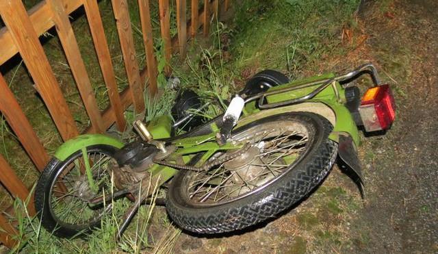 Noční jízda na Babettě skončila smrtí