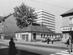 DRBNA HISTORIČKA: Řeznictví, cukrárna, obuvník. Co najdeme na Lidické třídě dodnes?
