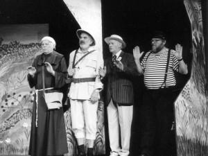 KULTURNÍ TIPY: V Budějcích zahraje Velký dechový orchestr i Divadlo Járy Cimrmana