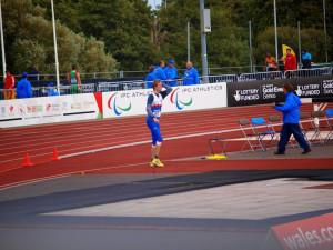 Hendikepovaný oštěpař Kukla se chystá do Londýna na mistrovství světa