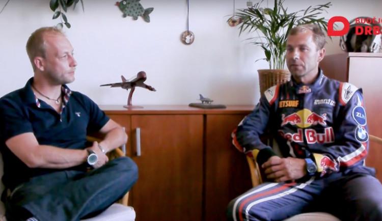 VIDEO: Drbárna – Vybral jsem si sport, který jde dělat dlouho. Je o zkušenostech, říká Martin Šonka