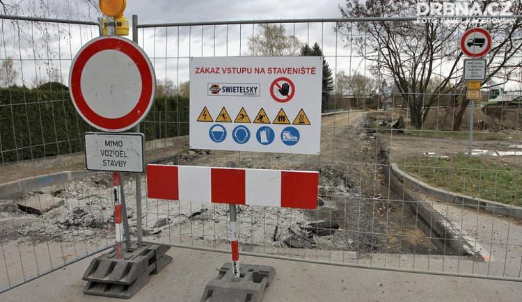 DOPRAVNÍ INFO: Opravy silnic jsou v plném proudu. A proto je potřeba počítat s uzavírkami
