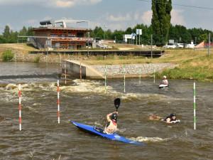 České Vrbné se stává novým centrem vodních sportů na Vltavě