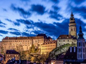 Českokrumlovský zámek přilákal v červenci přes osmdesát tisíc lidí