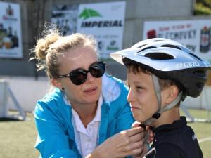 Projekt Na kole jen s přilbou a jeho cyklohlídky míří na šumavskou Kvildu