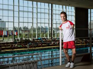 Hendikepovaný plavec Petráček má formu. Vyhrál vNěmecku a míří do Mexika