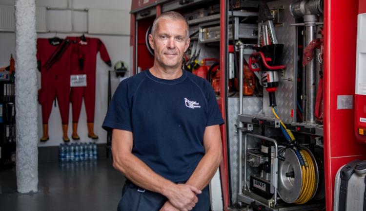 POVODNĚ 2002: Měl jsem strach o životy kolegů, přiznává hasič Radek Suchan