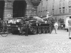Před 49 lety republiku obsadily armády Varšavské smlouvy