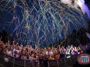 Radiofest míří do Budějc. Vystoupí No Name, Mandrage nebo Lenny