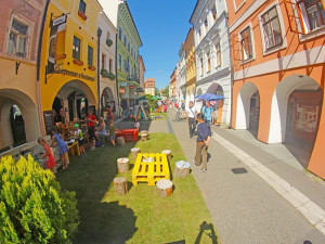 KULTURNÍ TIPY: Akce Město lidem, lidé městu, Sylvie Krobová nebo John Slim Houtbraken