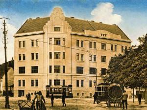 DRBNA HISTORIČKA: Schwarzenberský palác