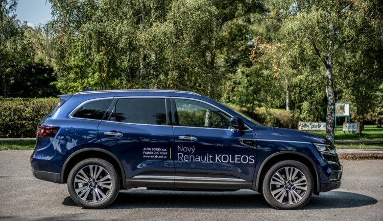 Nový Renault Koleos strčí do kapsy i tradiční SUV. Za rozumnou cenu