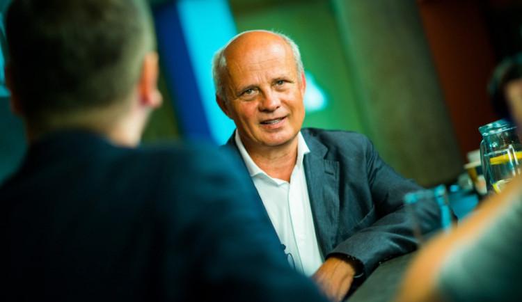 ANO je nesmírně silným vítězem voleb, hrozí opojení mocí, říká Michal Horáček