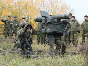 Strakoničtí vojáci předávali své zkušenosti kolegům z Litvy
