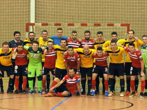 Ve futsalovém poháru hostí Rudolfov ligistu z Teplic