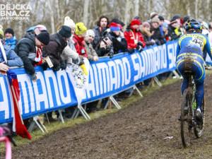 Cyklokrosaři věří, že na mistrovství Evropy v Táboře dosáhnou na medaile