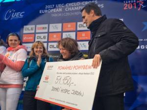 Evropský šampionát pomohl táborským neziskovkám
