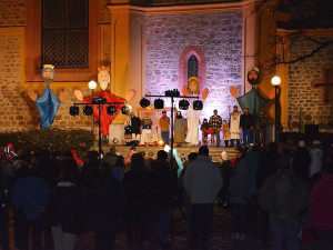 Vánoce v Hluboké nad Vltavou budou andělské. Hlavní překvapení ale radnice tají