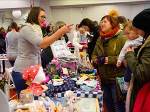 Budějcký Mama Market podpoří podnikavé maminky. Bude pomáhat a přijít mohou i tátové