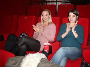 FOTO: Dámská jízda v českobudějovickém CineStaru kouzlila a skvěle bavila