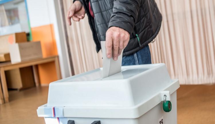 Obyvatelé Budějc už žádají o voličské průkazy