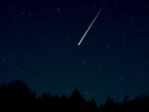 V noci můžeme sledovat meteorický roj Geminidy. Na obloze zazáří až tisíc meteorů