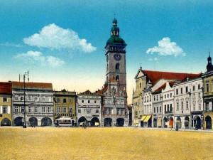 DRBNA HISTORIČKA: Renesance se do Českých Budějovic dostávala pozvolna