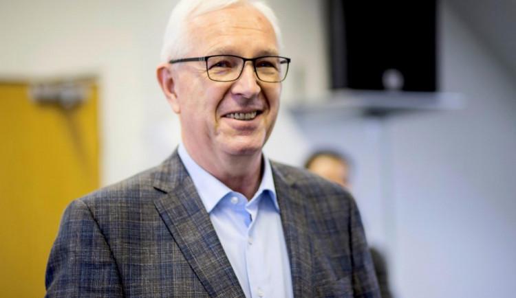 Prezidentský kandidát Jiří Drahoš vyrazil do jižních Čech