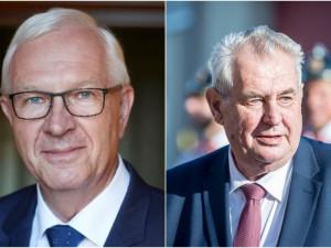 Statistiky prezidentské volby: Drahoš vyhrál v Budějcích, Zeman v Jihočeském kraji