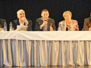 Starostové řeší při setkání s představiteli kraje dotace, zdravotnictví, školství, dopravu i kulturu