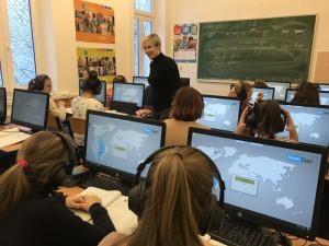 Moderní technologie pomohou žákům při výuce cizích jazyků
