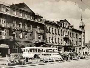 DRBNA HISTORIČKA: Kde býval Hotel Imperial