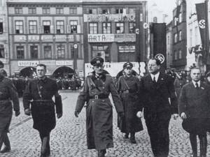 Okupace nacistickými vojsky před sedmdesáti devíti lety neminula ani jihočeskou metropoli