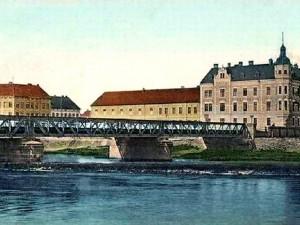 DRBNA HISTORIČKA: Dlouhý most měl několik variant