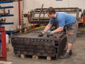 Společnost META skladovací technika nabízí práci s mnoha benefity